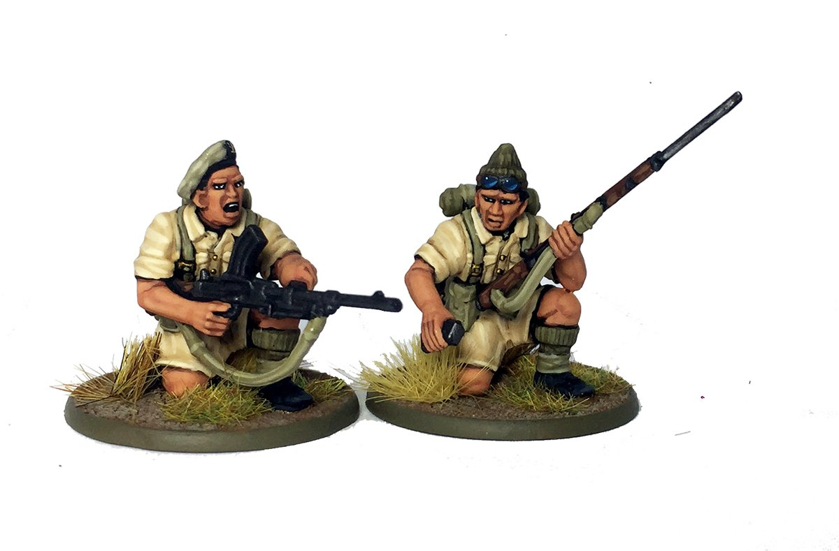 British Commonwealth Infantry