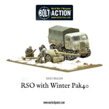 RSO with Winter Pak40
