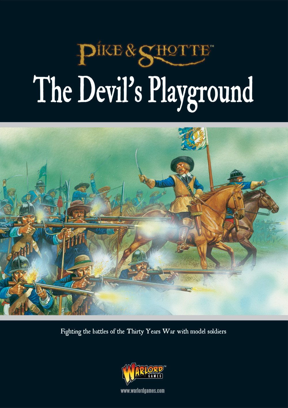 Digital The Devil's Playground - Pike & Shotte supplement PDF