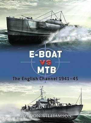 E-Boat vs MTB - The English Channel 1941-45
