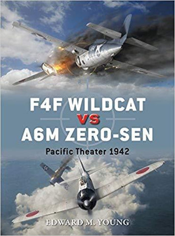 F4F Wildcat vs A6M Zero-Sen - Pacific Theater 1942