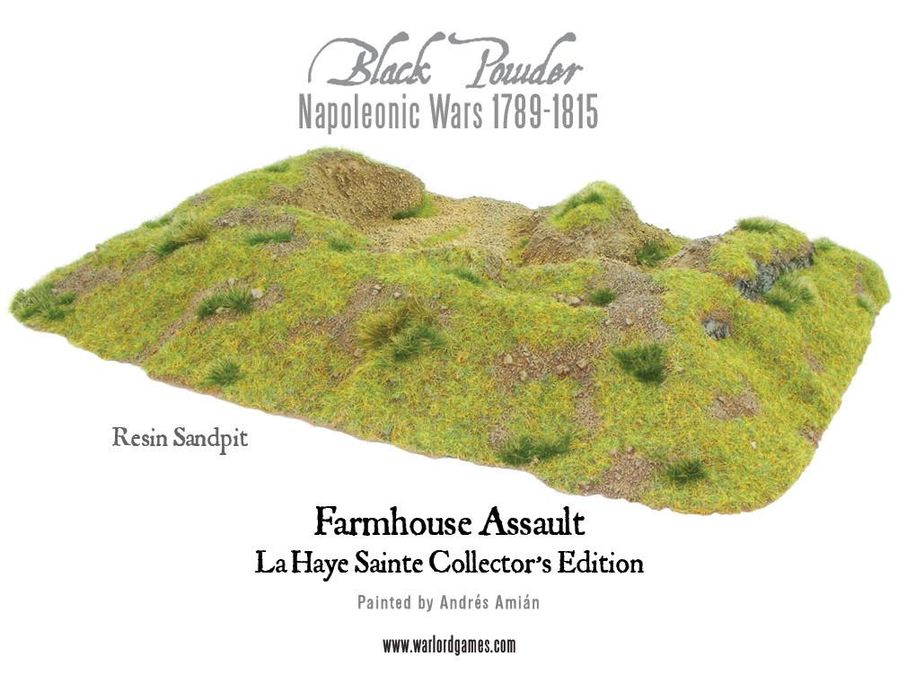 Farmhouse Assault - La Haye Sainte Collectors Edition