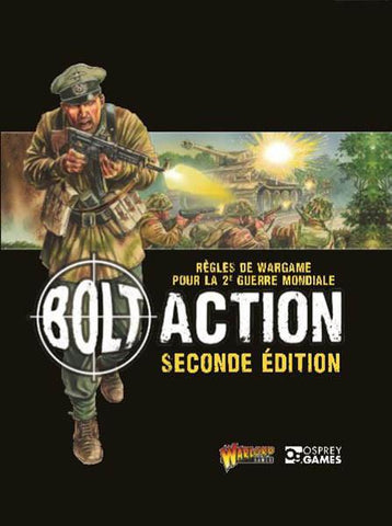 Bolt Action 2 Rulebook - French