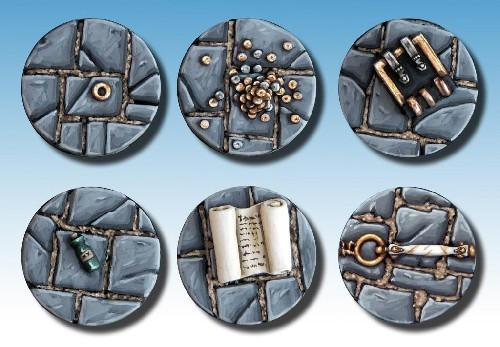 Frostgrave Resin Treasure Tokens