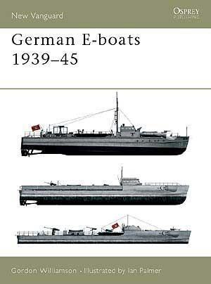German E-boats 1939-45