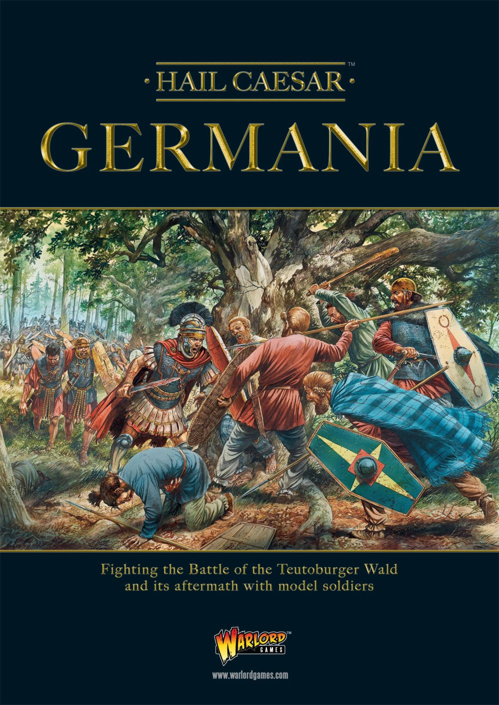 Digital Germania, Hail Caesar supplement PDF