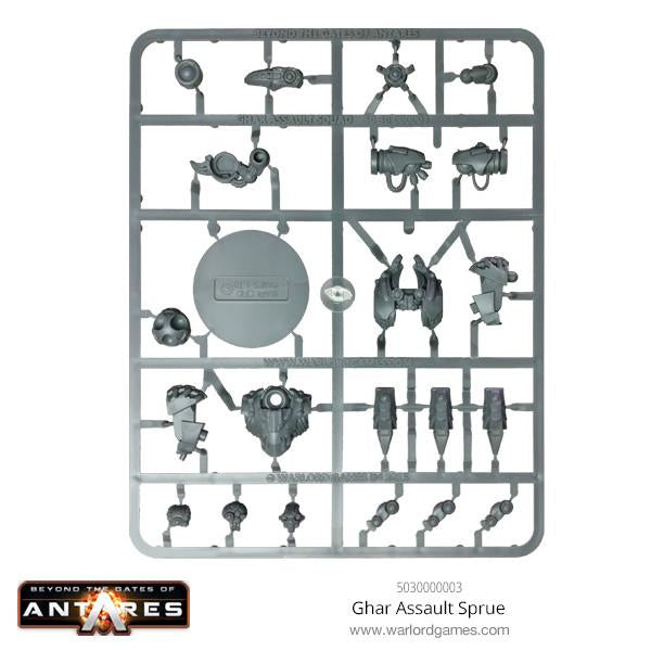 Ghar Assault Sprue