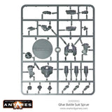 Ghar Battle Squad Sprue