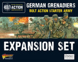 German Grenadiers Starter Army Expansion Set