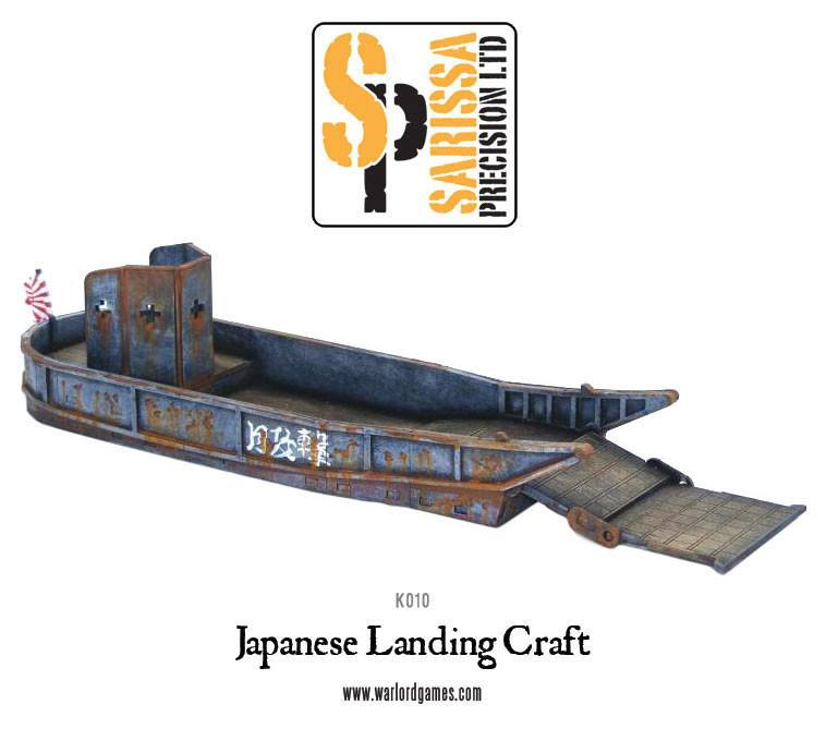 Japanese Landing Craft type 'Super A'