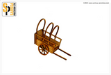 English Timber Framed 28mm Cart