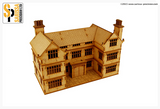English Timber Framed 28mm Manor House