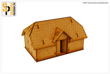 English Timber Framed 28mm Barn / Stables