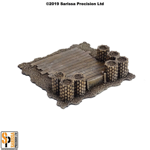 Gabion Redoubt Set