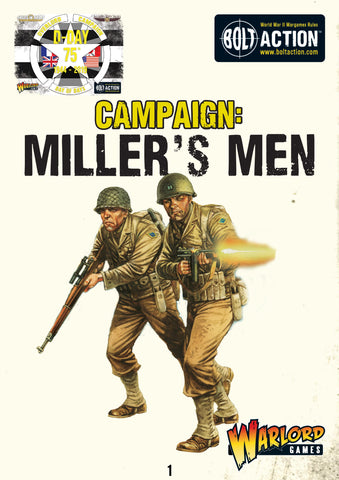 75th D-Day anniversary Campaign Pack - Millers Men PDF