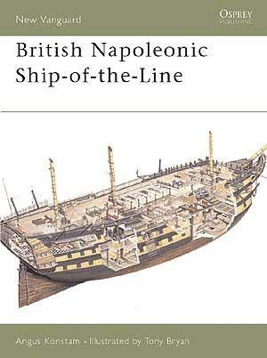 British Napoleonic Ship-of-the-Line