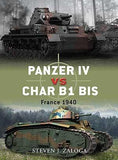 Panzer IV vs Char B1 bis - France 1940