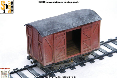 Goods Wagon