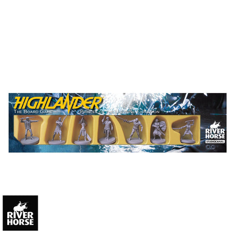 Highlander: The Board Game-Princes of the Universe Expansion