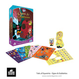 Ogres & Oubliettes, standees expansion for Tails of Equestria