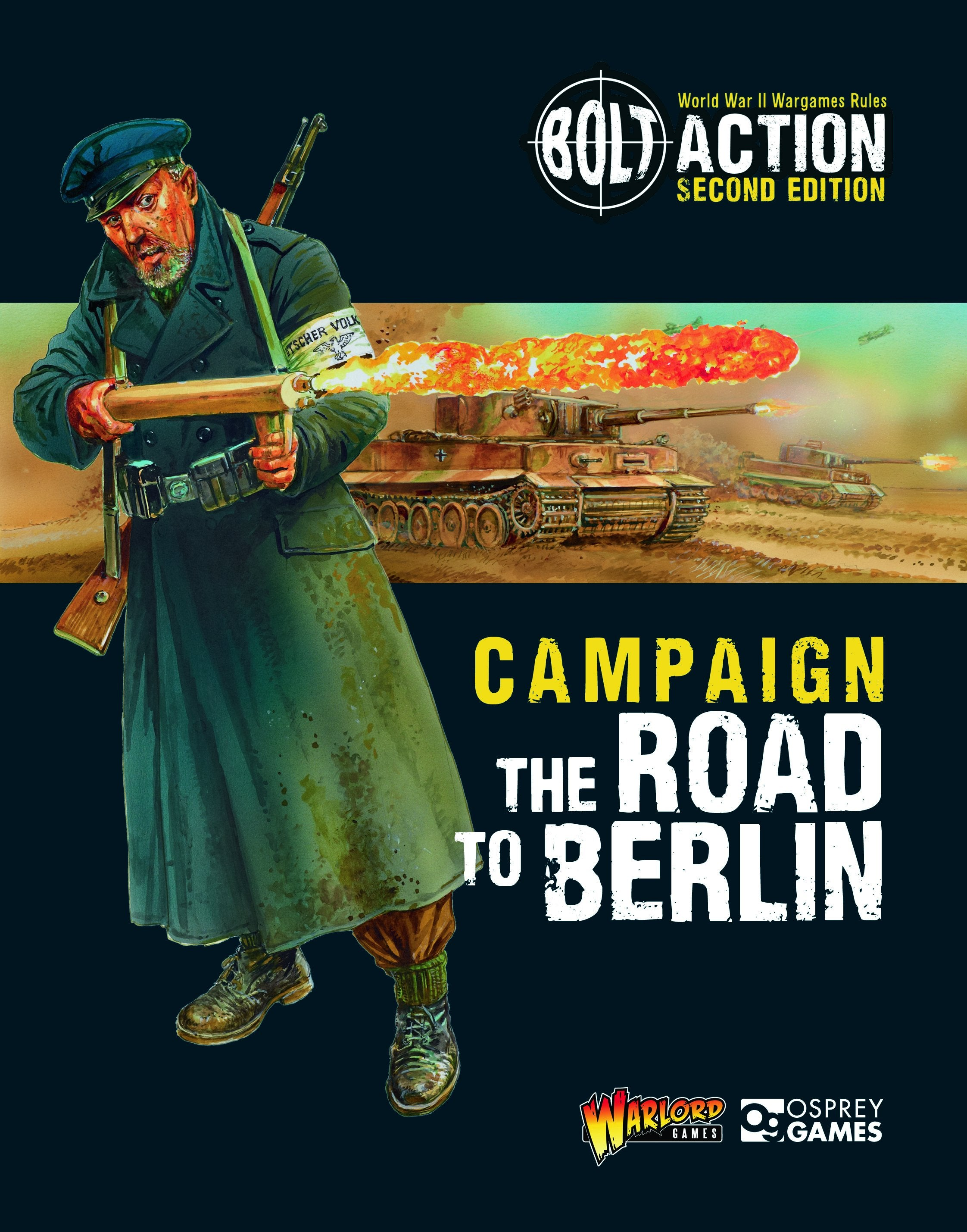 The Road to Berlin ebook