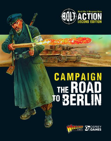 The Road to Berlin PDF