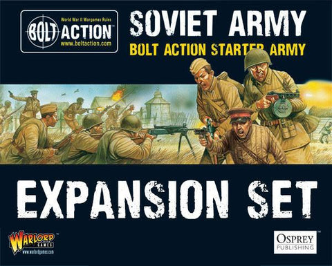Soviet Starter Army Expansion Set