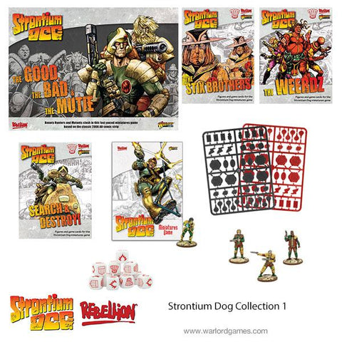 Strontium Dog Collection 1