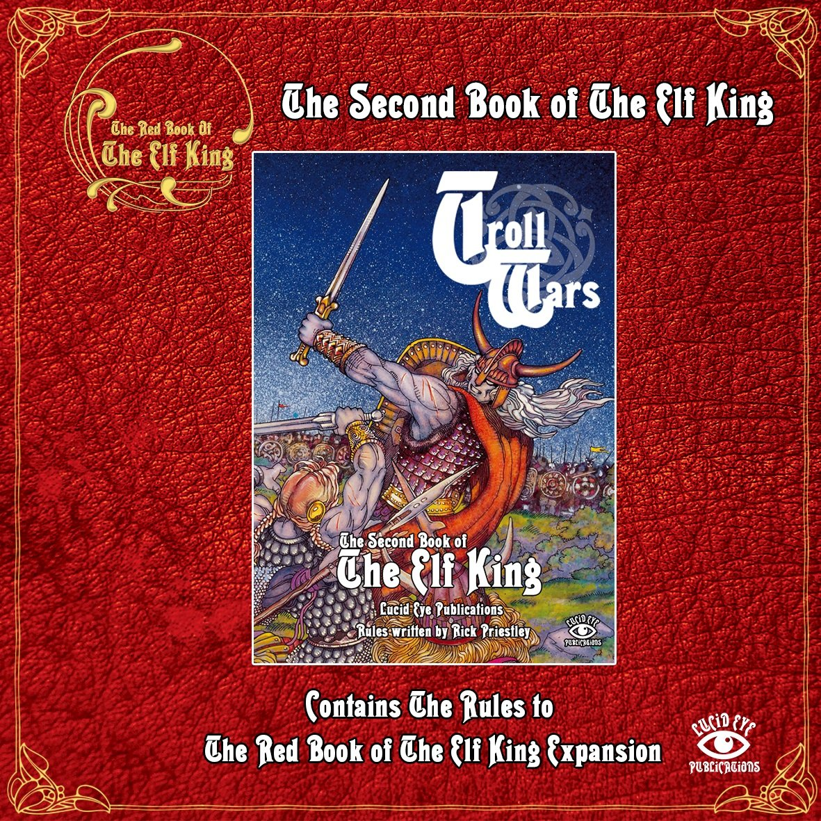 The Second Book of The Elf King