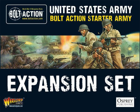 US Starter Army Expansion Set