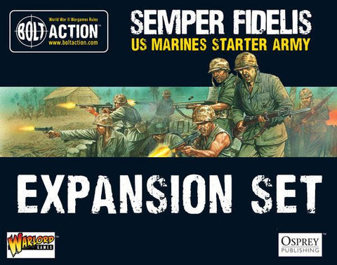 USMC Starter Army Expansion Set