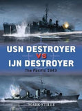 USN Destroyer vs IJN Destroyer - The Pacific 1943