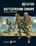 Digital Battleground Europe: D-Day to Germany - Bolt Action Theatre Book eBook