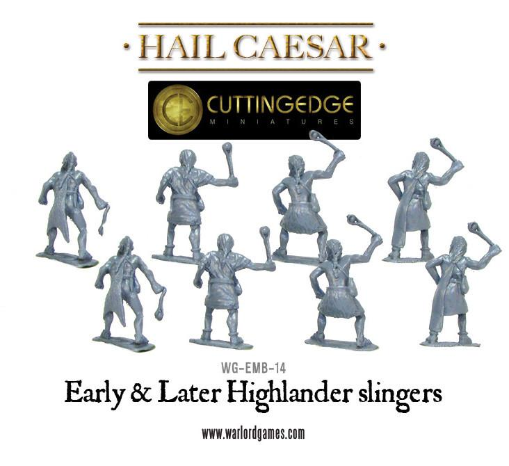 Early & Later Highlander slingers