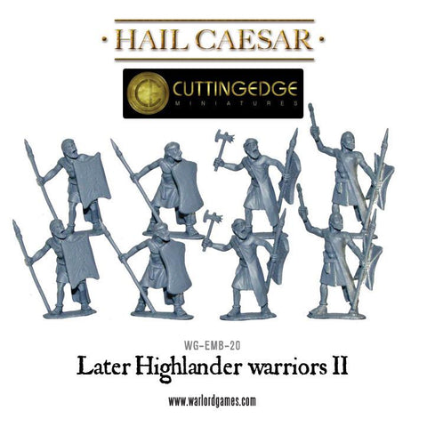 Later Highlander warriors II