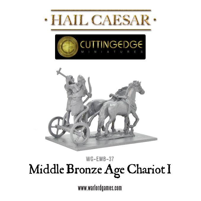 Middle Bronze Age Chariot I