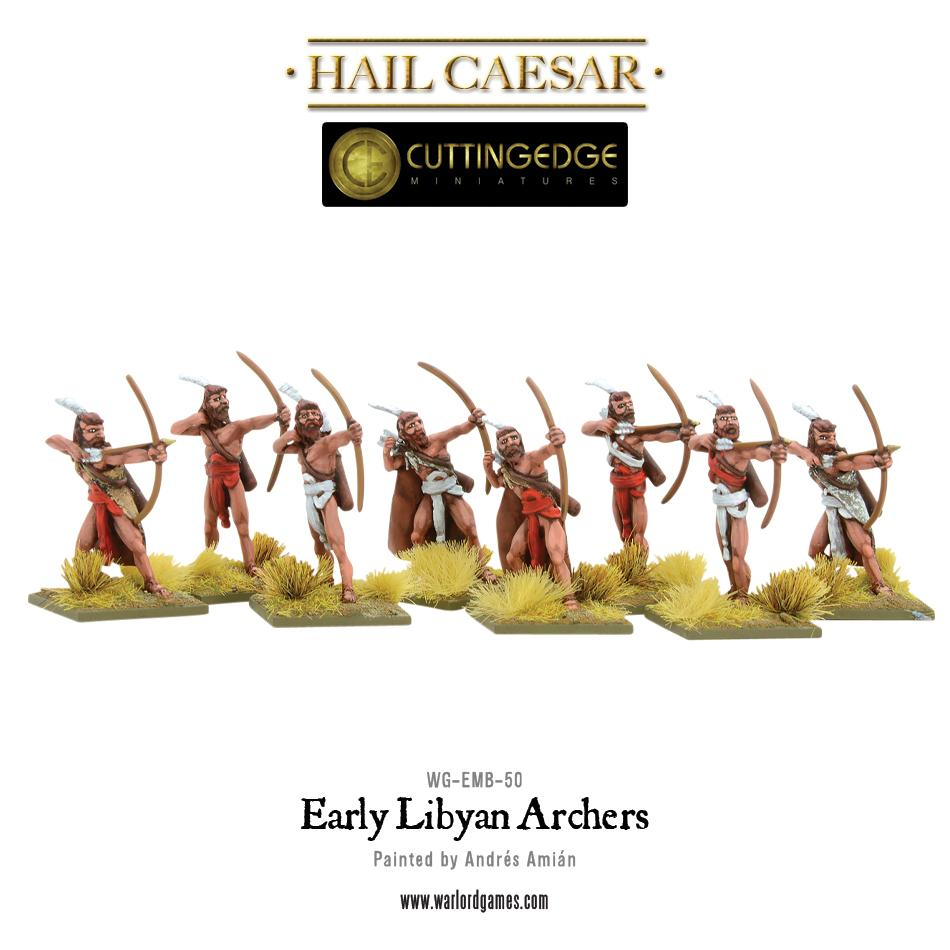 Early Libyan archers