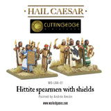 Hittite Spearmen with shields