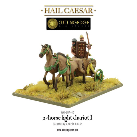 2-horse light chariot I