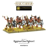Egyptian close fighters I