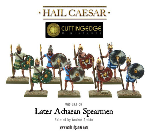 Later Achaean Spearmen