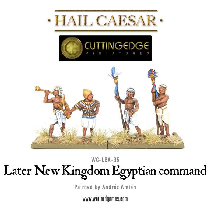 Later New Kingdom Egyptian Command