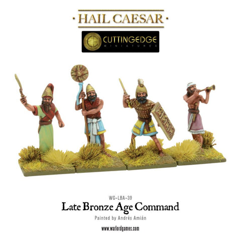 Late Bronze Age Command