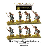 New Kingdom Egyptian Javelinmen