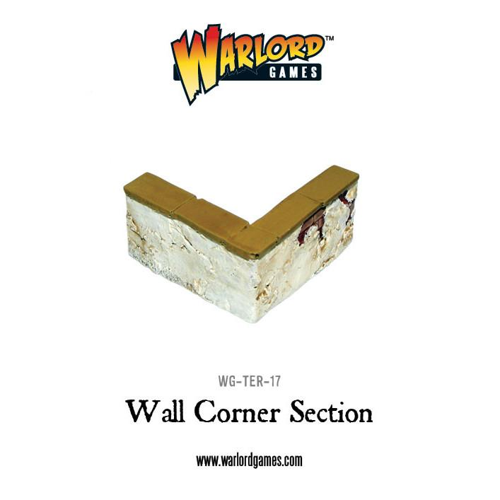 Wall Corner Section
