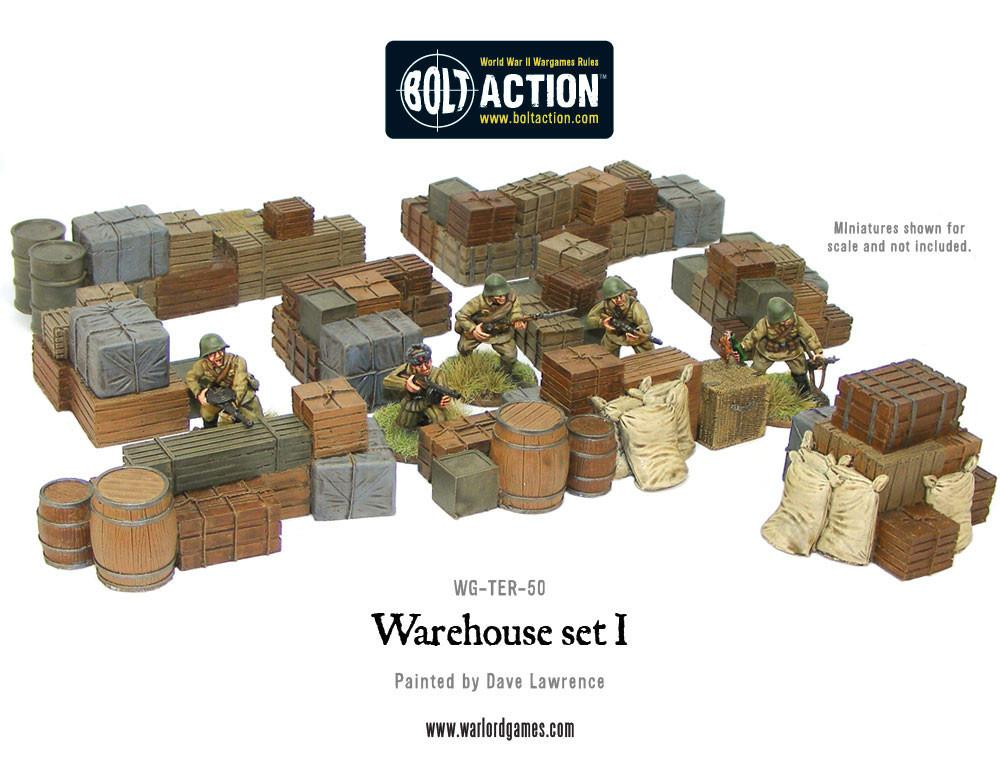 Warehouse Set 1