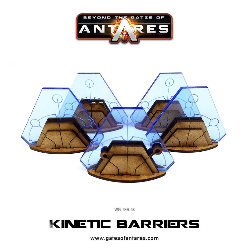 Kinetic Barriers
