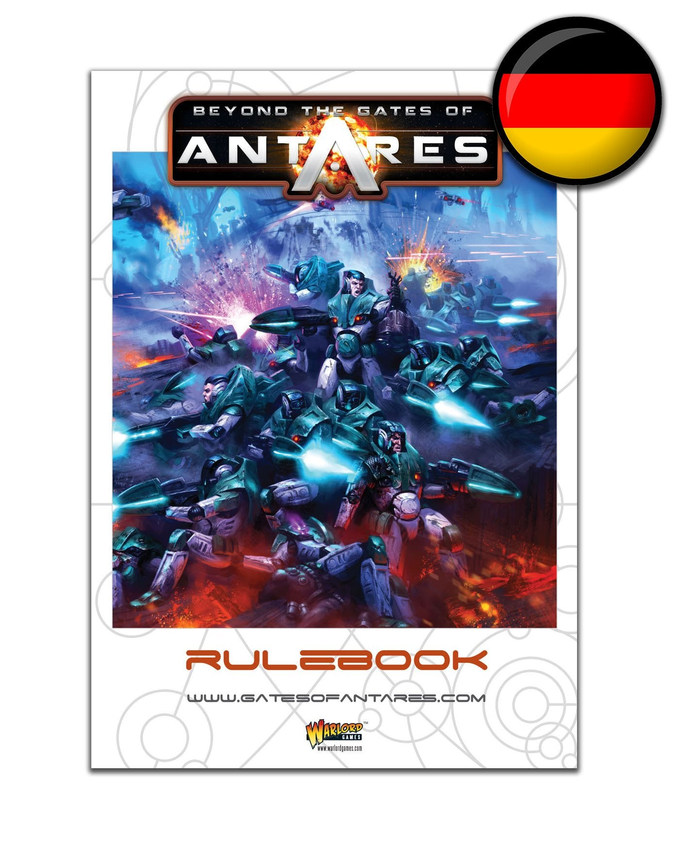 Digital German Beyond the Gates of Antares PDF