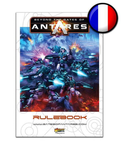French Beyond the Gates of Antares Rule Book