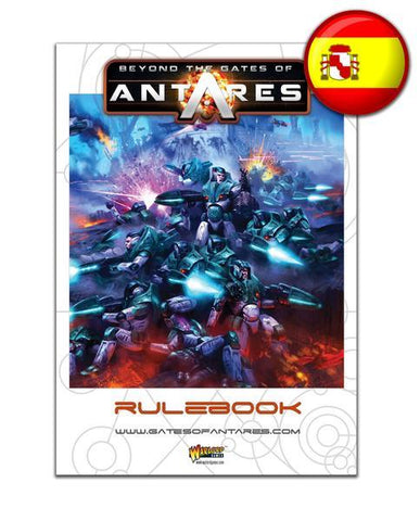 Spanish Beyond the Gates of Antares Rule Book